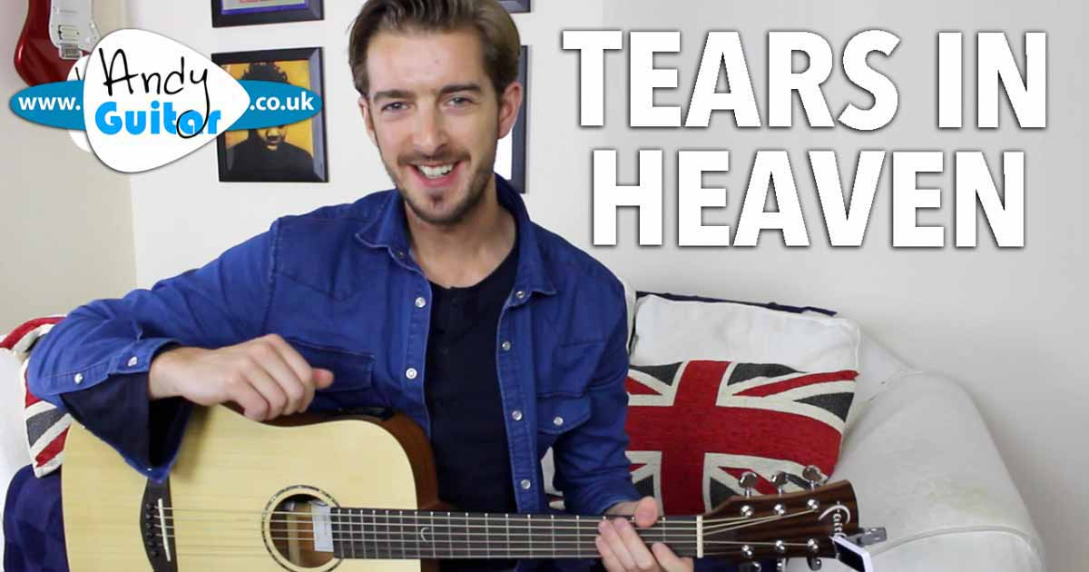 Eric Clapton - Tears In Heaven | Andy Guitar