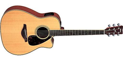 Andy's Yamaha Premium Acoustic Guitar
